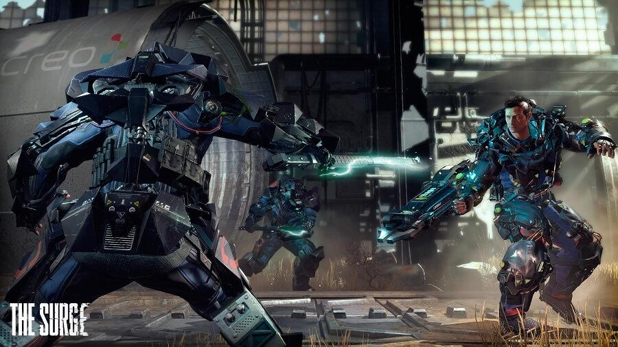 The-Surge-Combat