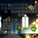 Wonder boy the dragon's trap E