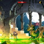Wonder boy the dragon's trap N