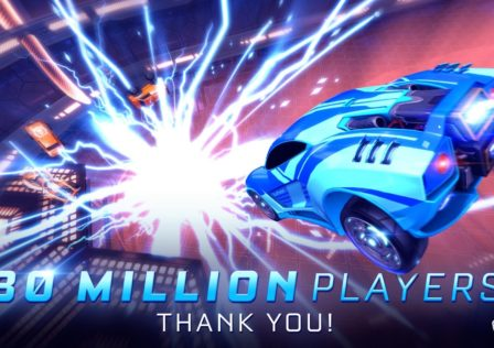 rocket League 30 milioni