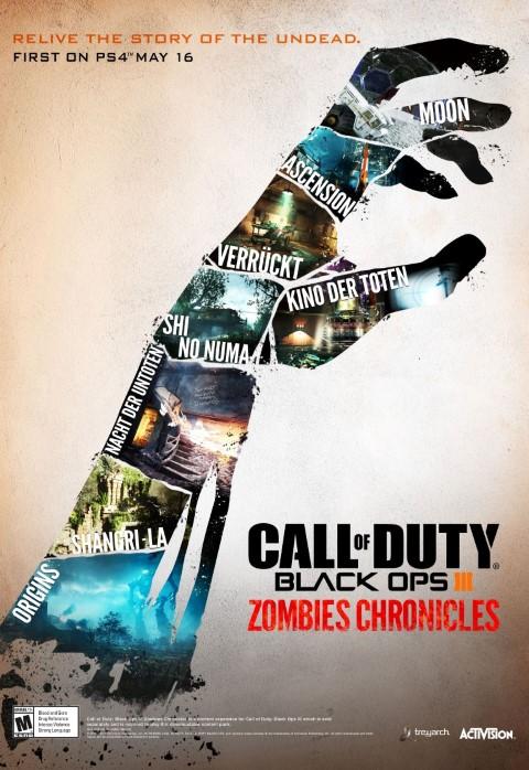 Black Ops III Zombie Chronicles_Key Art