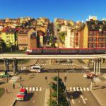 Cities Skylline Mass Transit B