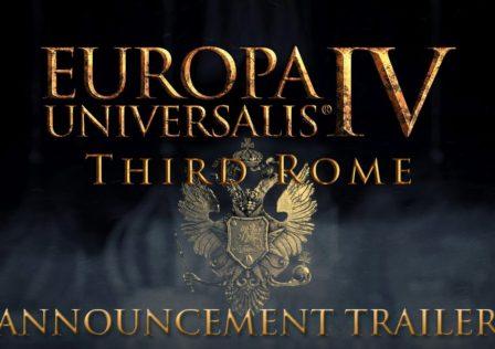 EU IV Third Rome