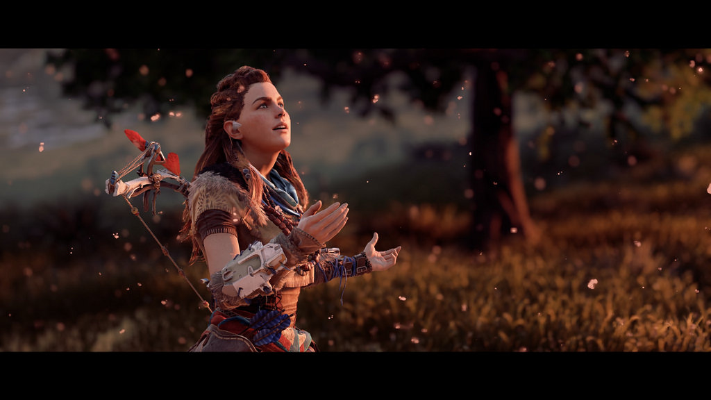 Horizon Zero Dawn F