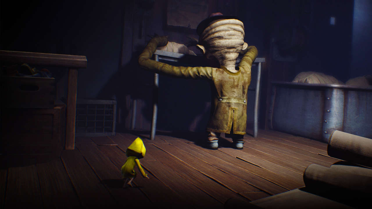 Little Nightmares A
