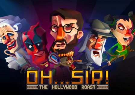 New Oh…Sir! The Hollywood Roast Poster