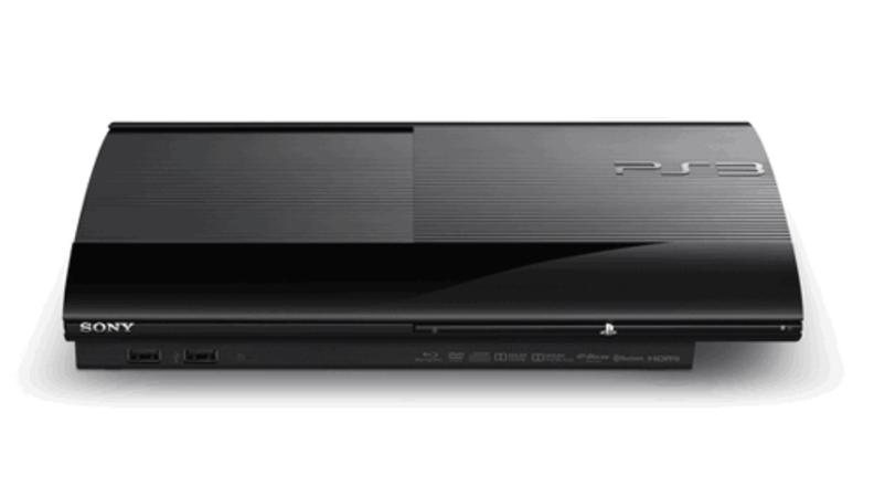 PS3-500GB B