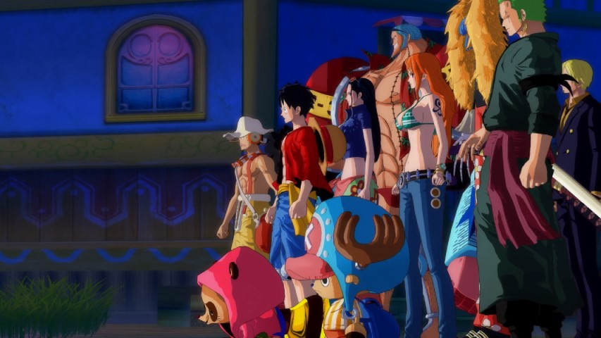 One Piece: Unlimited World Red torna in versione Deluxe!