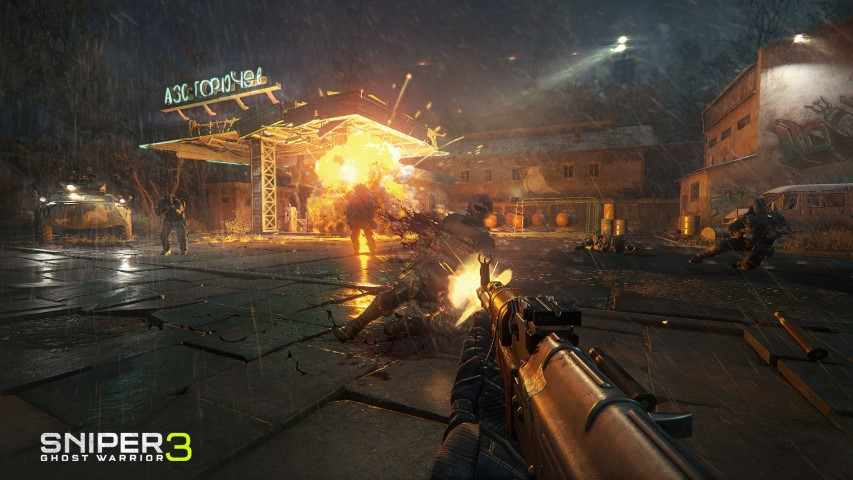 Sniper Ghost Warrior 3 B