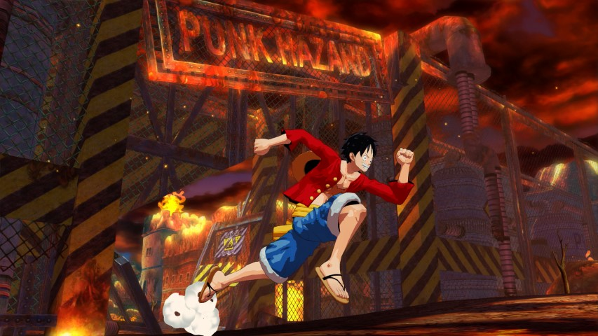 Trailer di debutto per One Piece: Unlimited World Red Deluxe