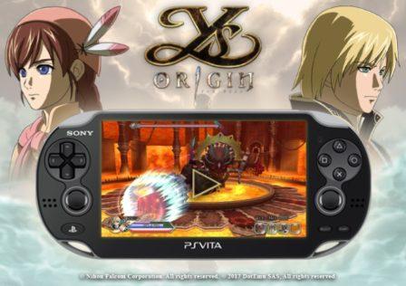 Ys Origins Vita