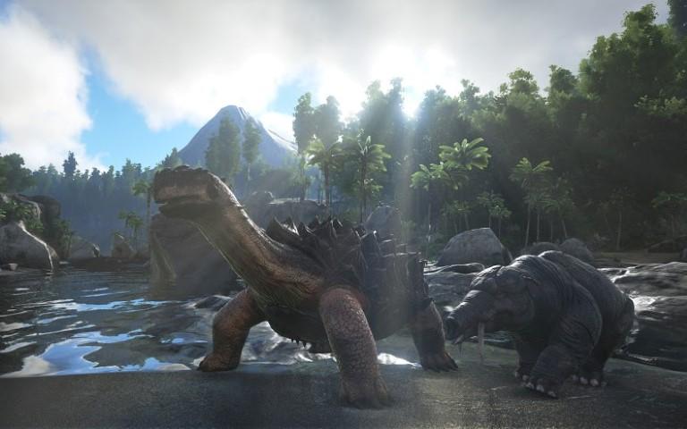 Ecco la data d'uscita per Ark Survival Evolved