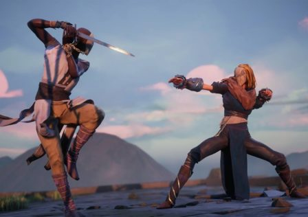 Absolver – Screen 1