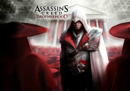 Assassins Creed Brotherood