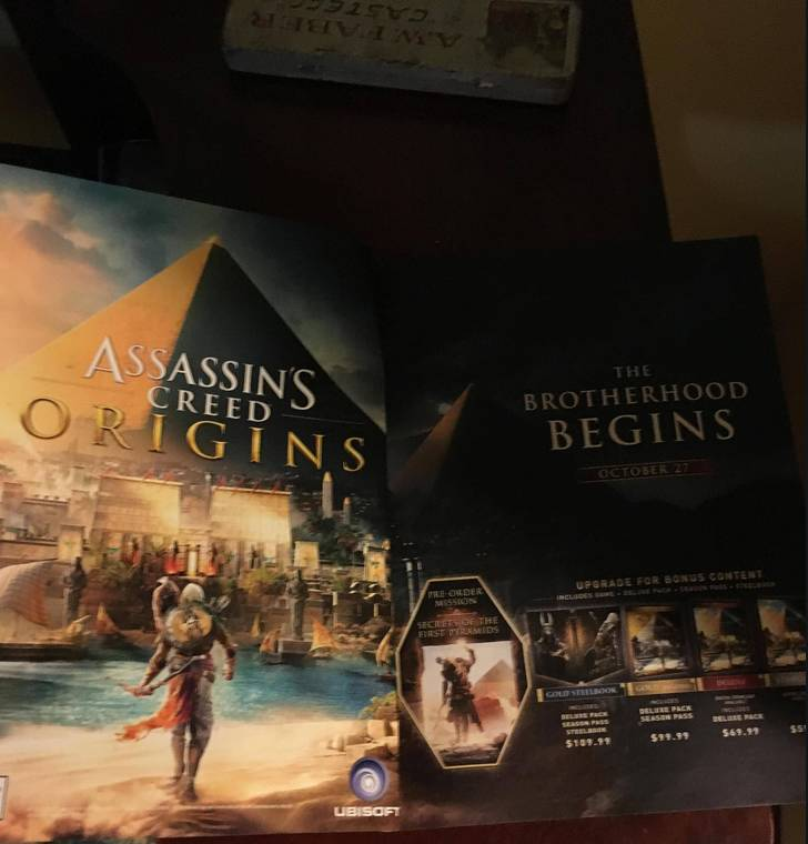 Assassin's Creed Origins B