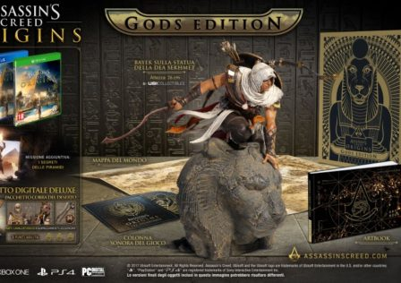 Assassin's Creed Origins_COLLECTOR_GODS_IT