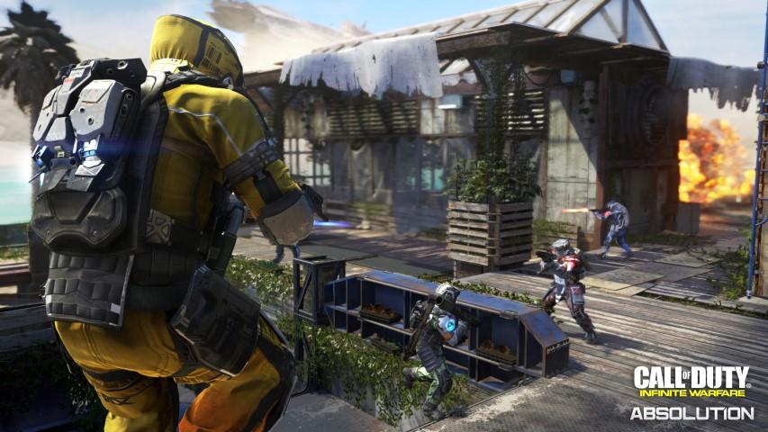 Call of Duty Infinite Warfare_Absolution DLC3_Bermuda map