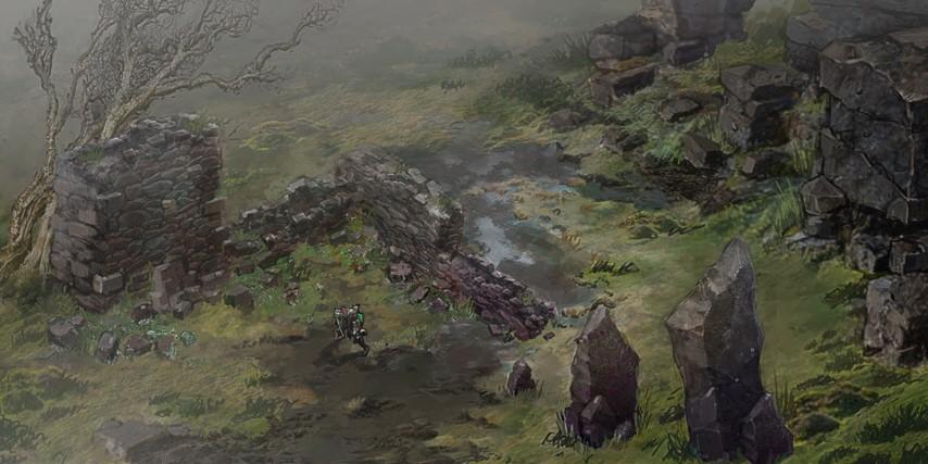 Diablo 3 concept