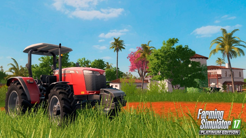 Farming SImulator 17 Platinum Edition (2)