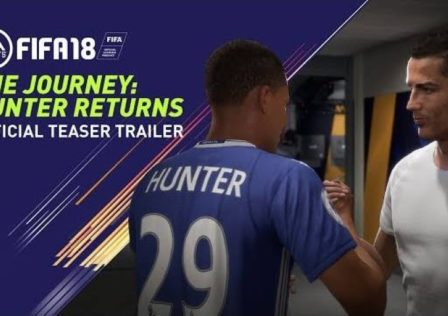 Fifa 18 The Journey Trailer