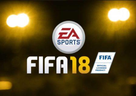 Fifa 18 teaser