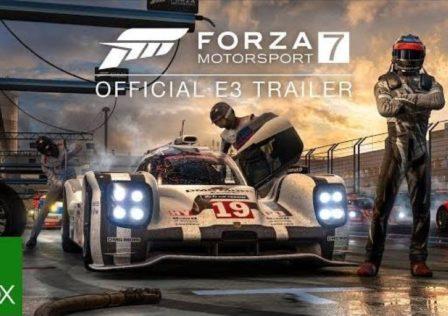 Forza 7 Trailer Ufficiale E3