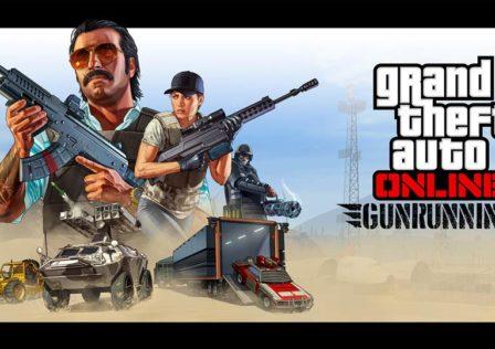 GTA Online Gunrunning