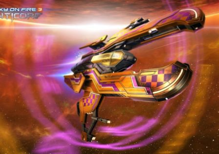 Galaxy On Fire 3-Gladiator