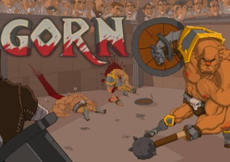 Gorn – Key Art