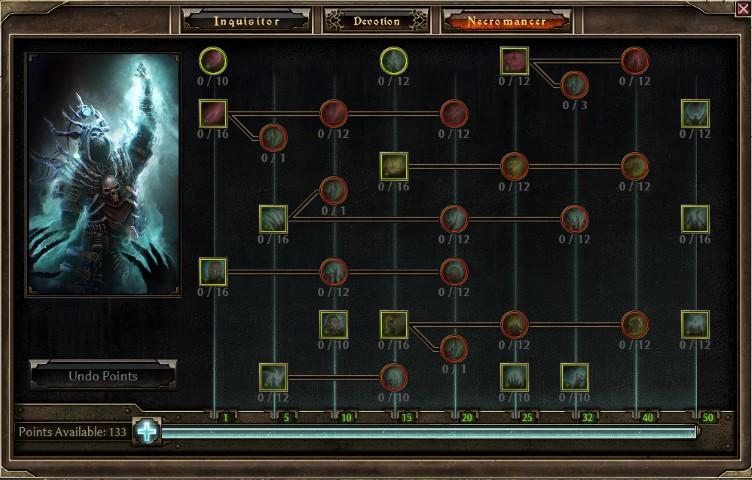 Necromancer Mastery