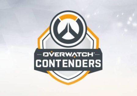 Overwatch Contenders Header