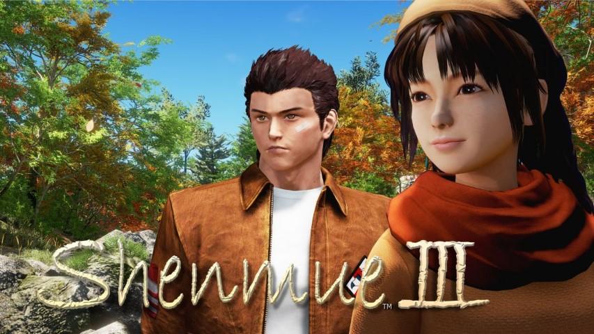 Shenmue 3 header