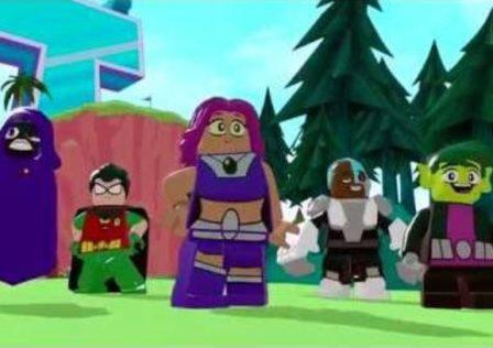 Teen Titans Lego Dimensions