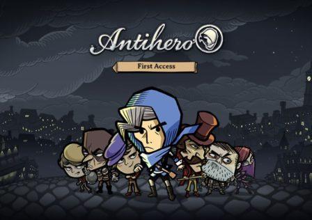 Antihero header
