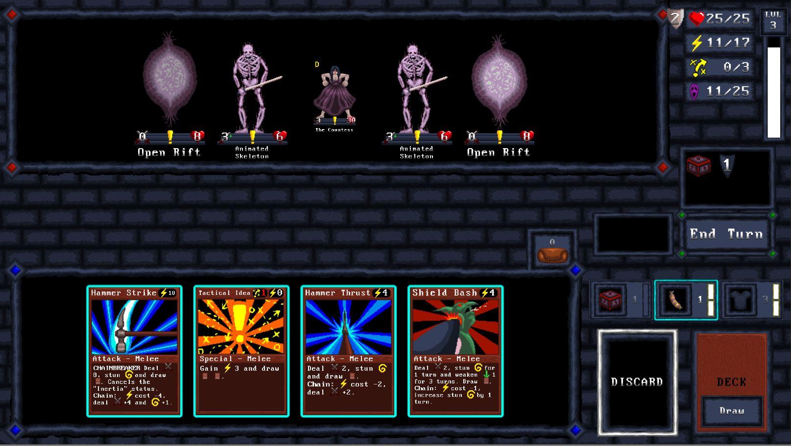Card Quest Battle_Countess