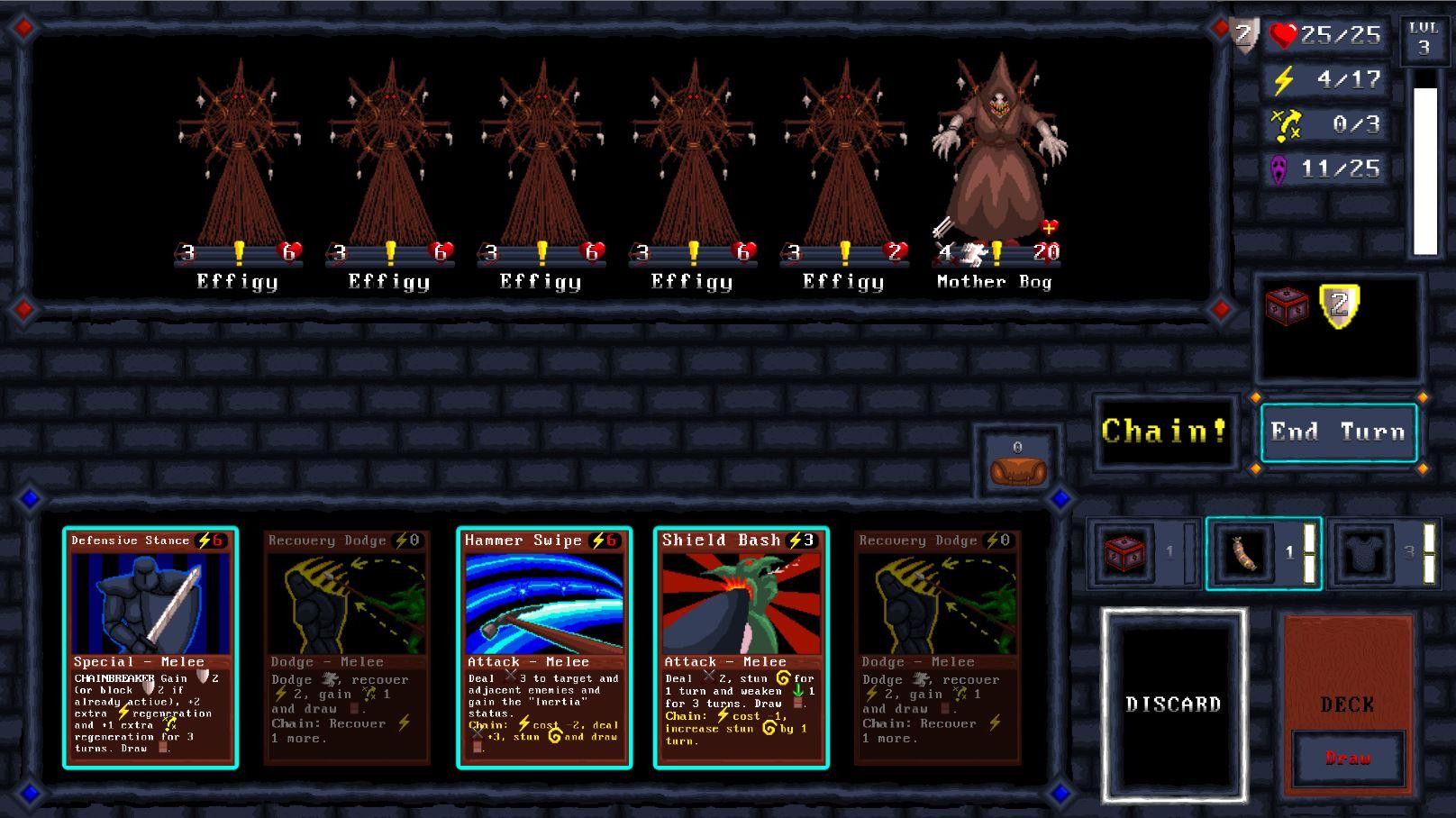 Card Quest Battle_Motherbog