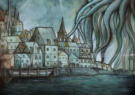Chronicle of Innsmouth art
