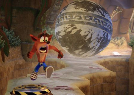 Crash Bandicoot N'Sane Trilogy 3107