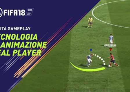 Fifa 18 Real Player