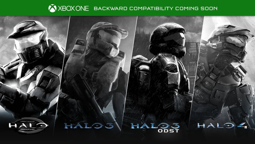 Halo backcompatibility