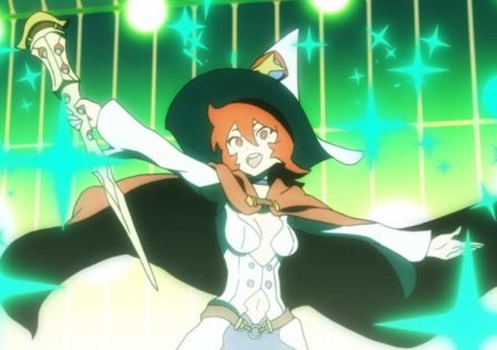 Little Witch Academia Chamber of Time (2)