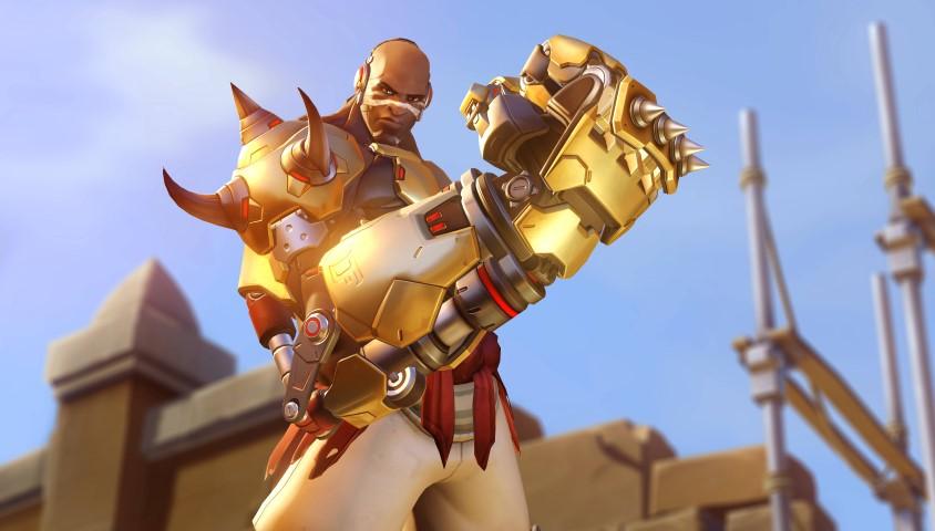 Overwatch: Blizzard annuncia il nuovo eroe Doomfist
