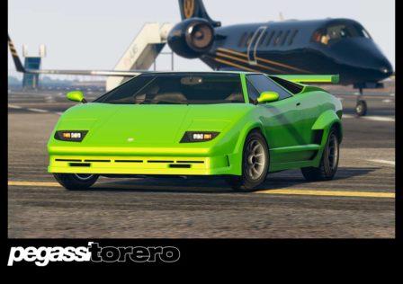 Pegassi Torero GTA Online
