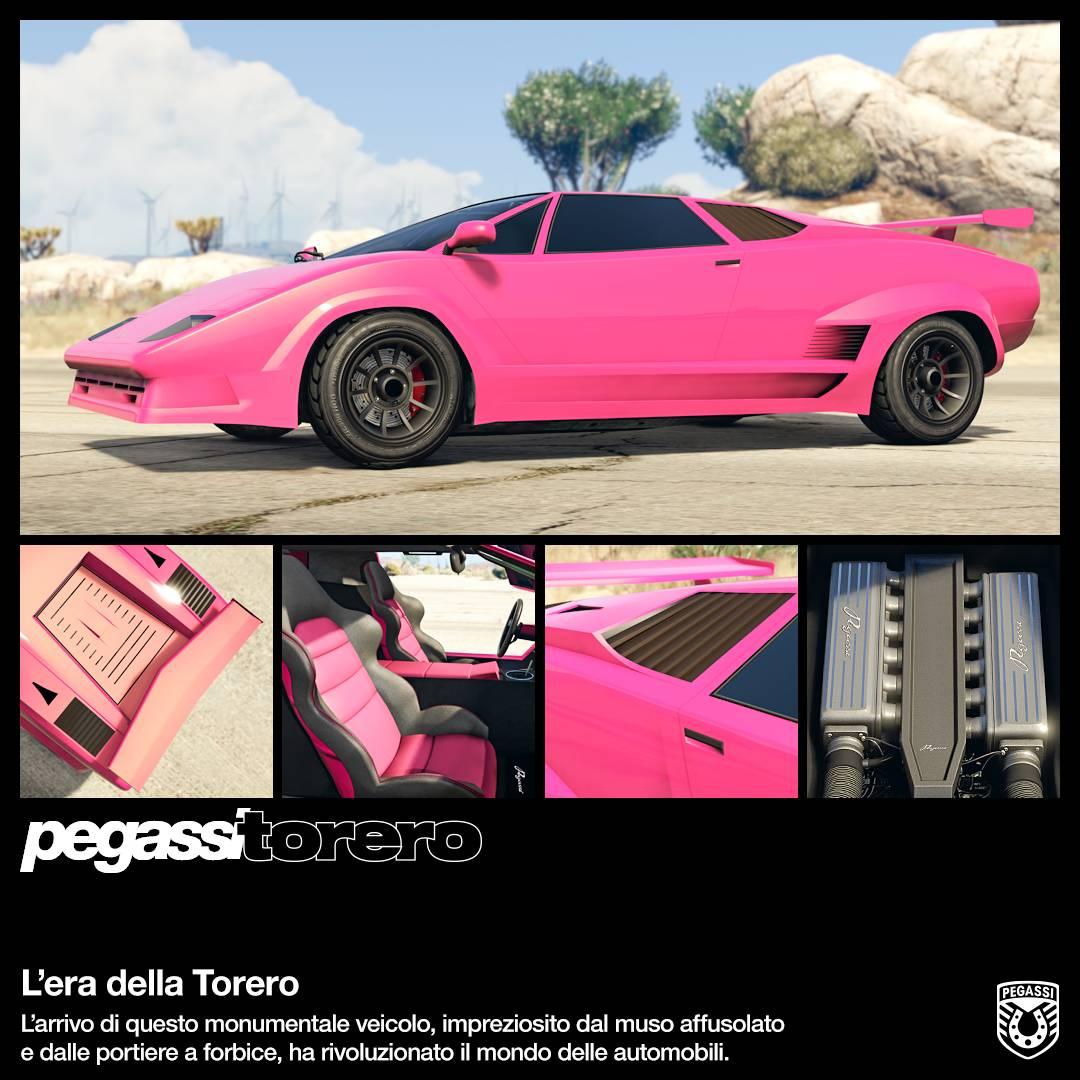 Pegassi Torero GTA Online B