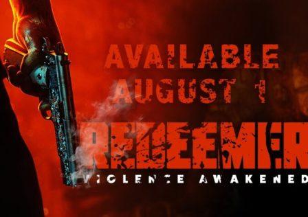 Redeemer uscirà il primo agosto nuovo trailer