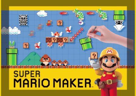 Super Mario Maker A