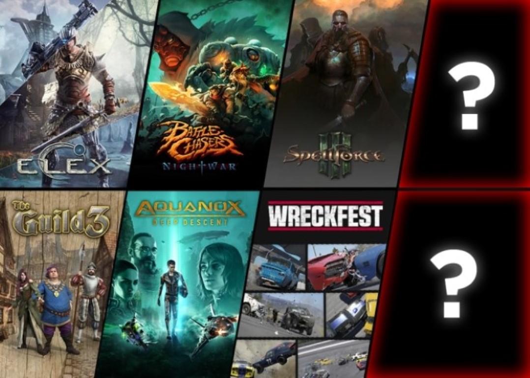 THQ Nordic Gamescom 2017 Lineup