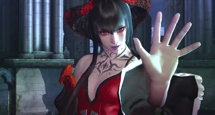 Tekken 7 Eliza B
