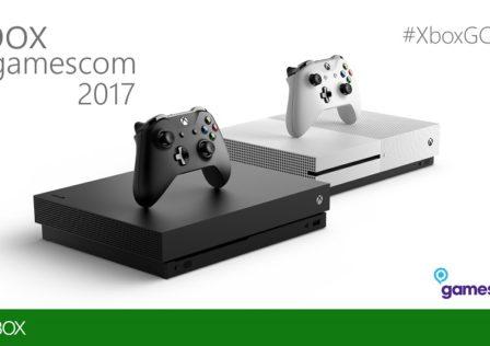 Xbox alla Gamescom 2017
