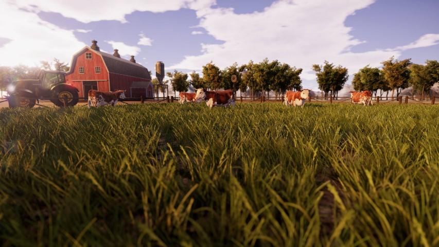 Annunciato ufficialmente Real Farm Sim